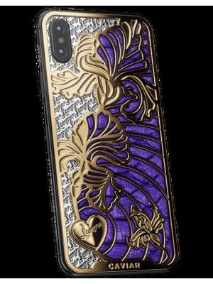 iPhone X Love Iris