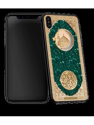 Caviar iPhone X Credo Medina Nephrite