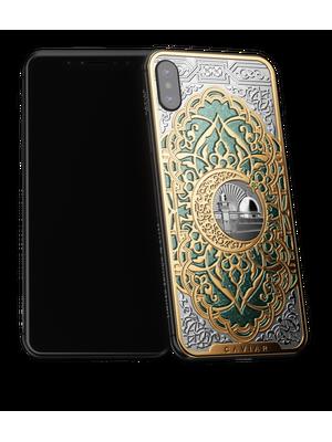 Caviar iPhone X Jerusalem Mosque