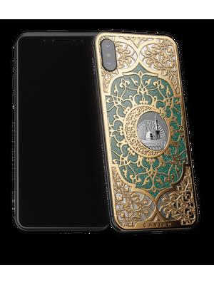 Caviar iPhone X Medina Mosque
