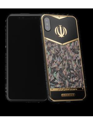 Caviar iPhone X Iran