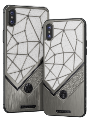 iPhone X with Libra Zodiac Sign