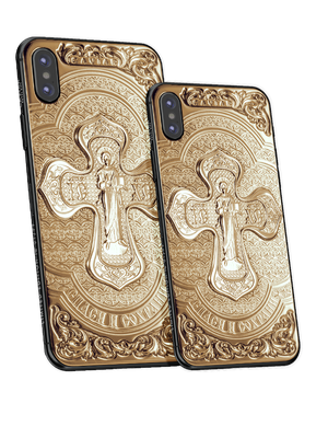 """Cristian iPhone Xs Credo """"Bless and Save"""""""