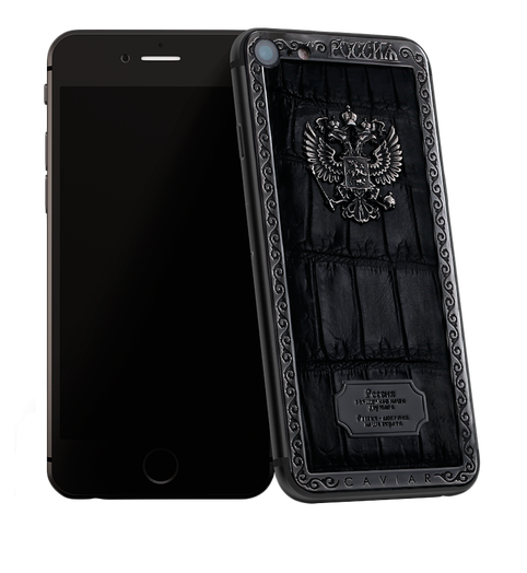Atlante Russia Alligatore Black Edition