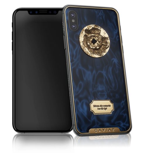 Caviar iPhone X Space Sikhote-Alin