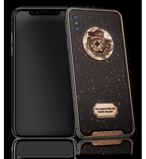 Caviar iPhone X Space Mars
