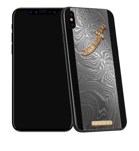 Caviar iPhone X Zulficar