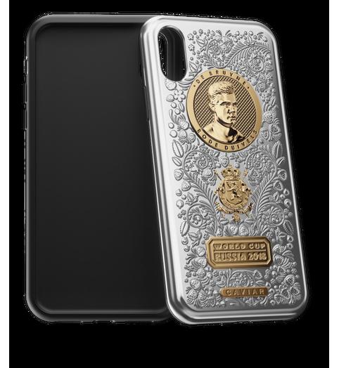 Kevin De Bruyne iPhone X case