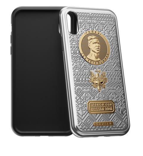 Paul Pogba iPhone X case