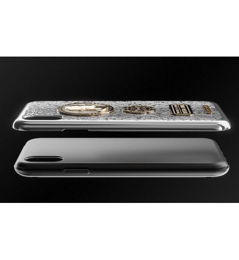Cristiano Ronaldo iPhone X cover