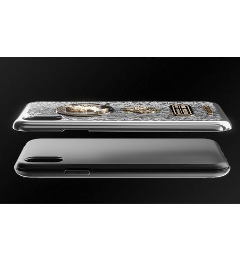 De Bruyne iPhone X case photo