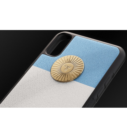 iPhone X Argentina case