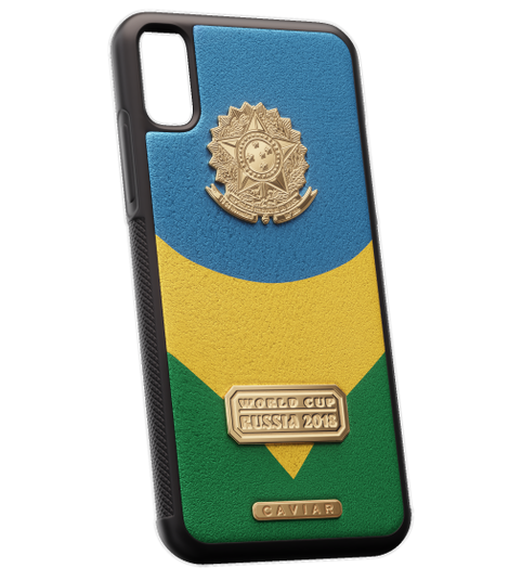 iPhone X Brazil case