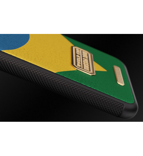 iPhone X Brazil case photo