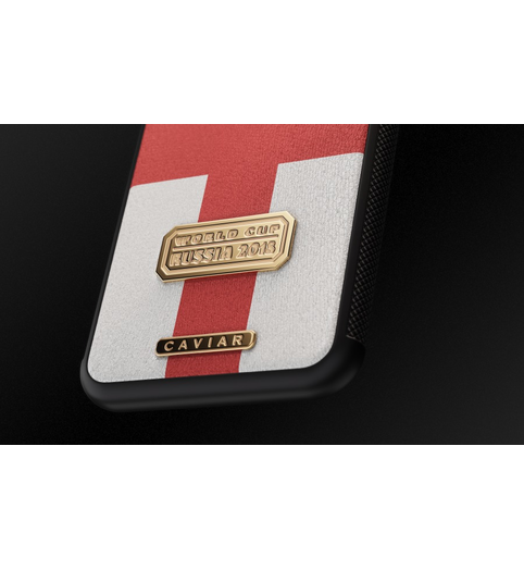 iPhone X cover England