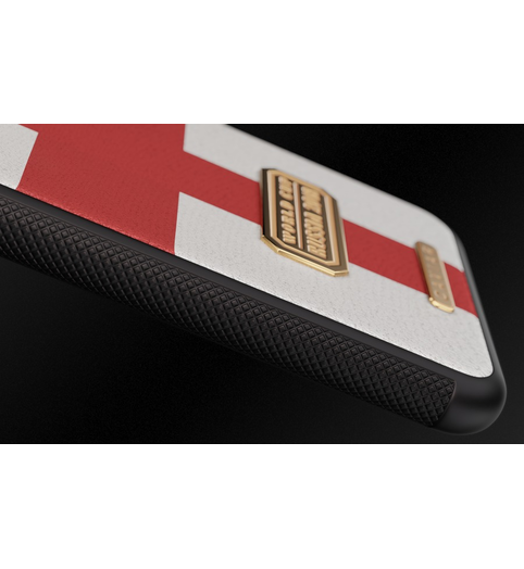 iPhone X case England by Caviar