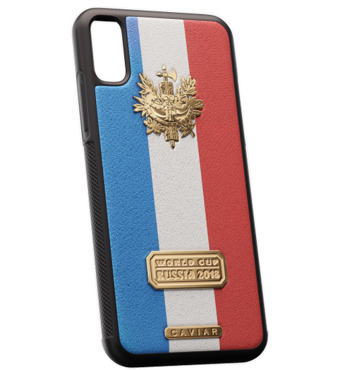 iPhone X cover France