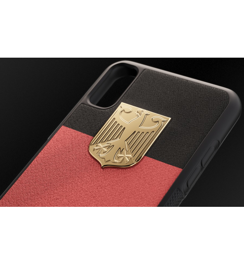 iPhone X case inspired by Germany team