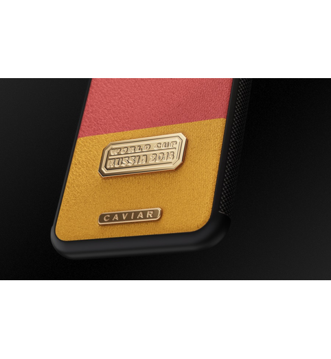 iPhone X cover inspired by Germany team image