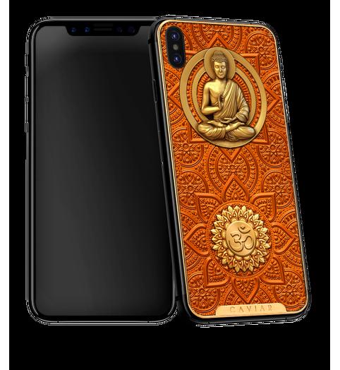 Caviar iPhone X Credo Buddhism