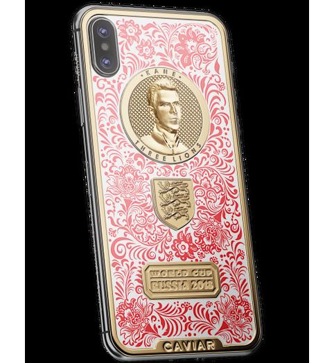 iPhone X Harry Kane