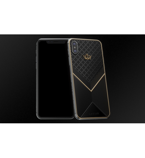 iPhone X black onyx
