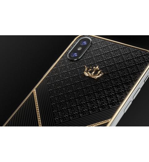 iPhone Xs Gold Black Onyx X-Edition