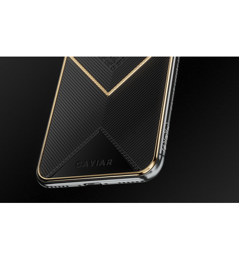 iPhone X Gold Black Onyx X-Edition image