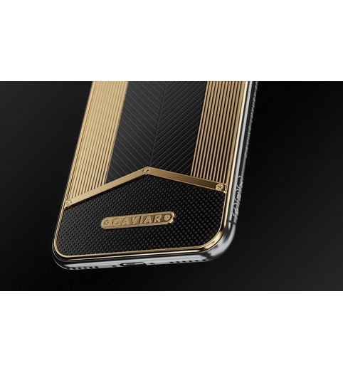 iPhone X Black Gold Sides X-Edition photo