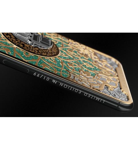 iPhone X Mecca Mosque photo