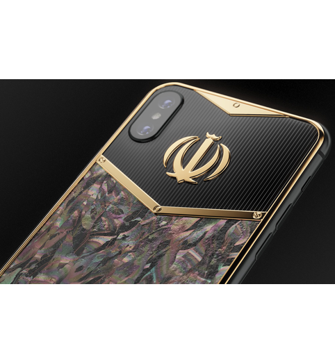 iPhone X Iran image