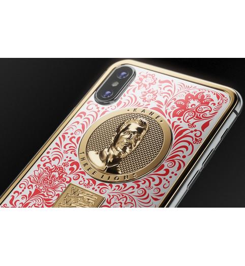 iPhone X Harry Kane image