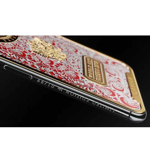 iPhone X Akinfeev case