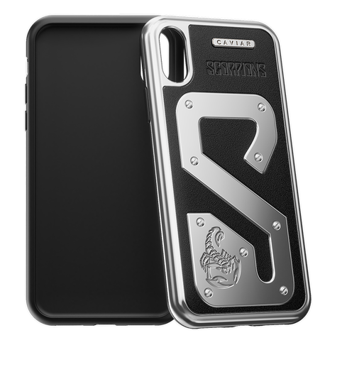 Scorpions iPhone X case
