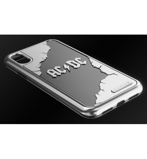 AC/DC iPhone X cover