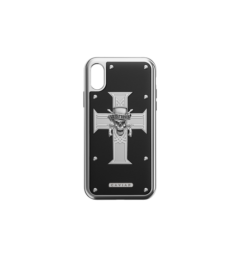 GUNS N' ROSES iPhone X case photo