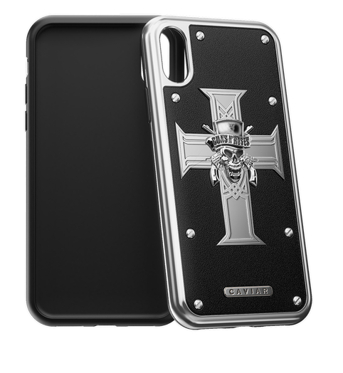 GUNS N' ROSES iPhone X case
