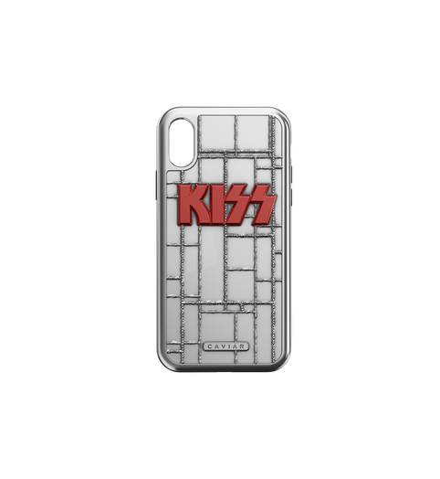 buy KISS iPhone X cover