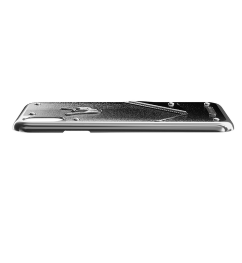 titanium iPhone X Case Rock Star