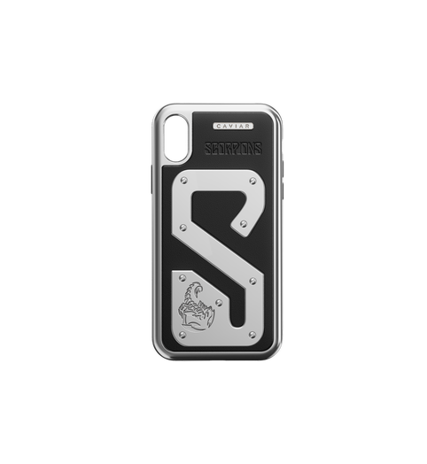 buy Scorpions iPhone X cover