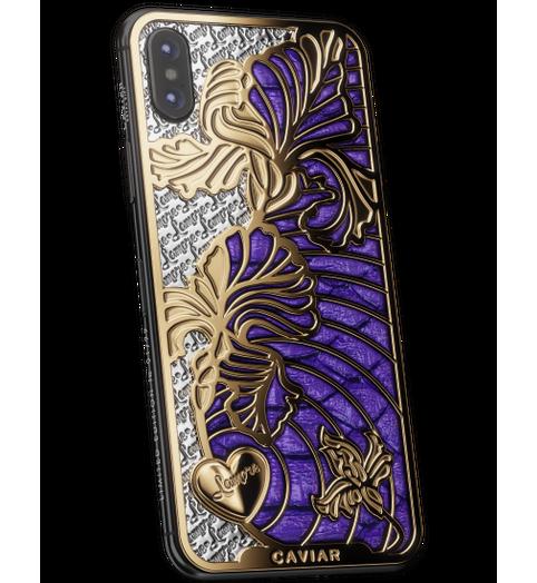 iPhone Xs Love Iris