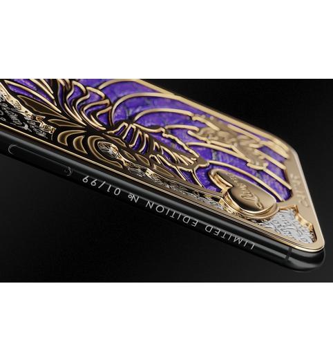 iPhone Xs Love Iris case