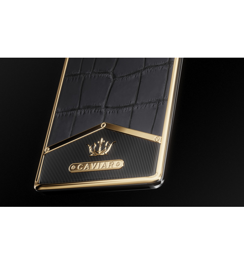 Caviar Samsung Note 9 X-Edition Black Gold