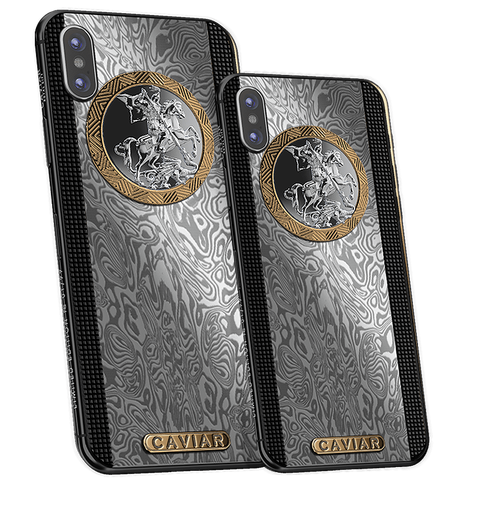 Caviar iPhone Xs Bulat