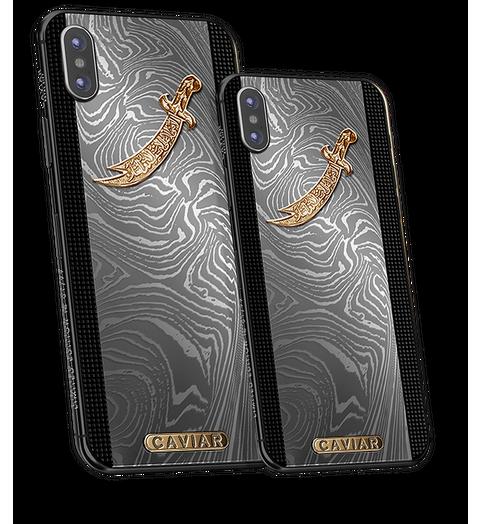 Caviar iPhone Xs Zulficar