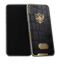 Caviar iPhone X Russia Alligatore