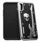 "iPhone X Case Titans of rock ""Hard Rock"""