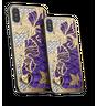 Caviar iPhone Xs Love Iris